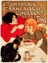 7598.Decoration Poster.Home Room wall art design print.French Chocolate ... - $11.30+