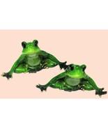 Celebrity Froggies, Yoga Buddies, Set of 2 - $12.95