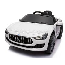 New Kids Car Toy MASERATI GHIBLI 12v License w/RC Electric Ride on Car W... - $299.99