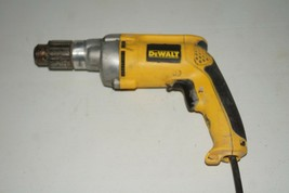 "Dewalt DW235G 1/2"" Corded Drill For Parts Repair Not Working FP6 - $33.66"