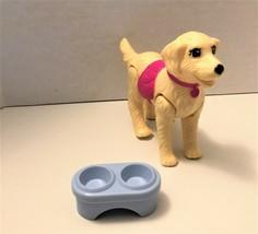 Barbie doll Strollin' Pets Taffy Walking dog - $5.44