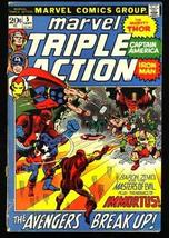 Marvel Triple Action (Comic #5) September 1972 [Comic] Stan Lee; Don Heck and Di - $4.89