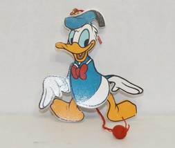 Vintage Donald Duck Pull String Ornament : Marioneta {4366} - $11.40
