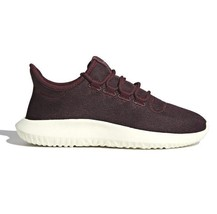Adidas Originals Tubular Shadow Maroon Womens Casual Sneakers CQ2461 - £45.91 GBP