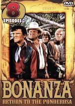 Bonanza Return To The Ponderosa Western TV Show 8 Episode RARE DVD Set F... - $39.99