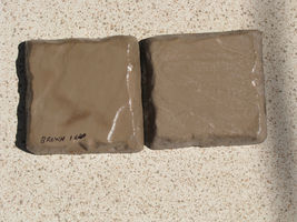 "12 Garden Castlestone Molds 6x6x1.5"" to Make Hundreds Pavers Patios Walls Walks  image 3"