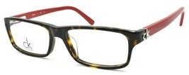 Calvin Klein CK5726 505 Women's Eyeglasses Frames 52-16-140 Havana / Red - $44.25
