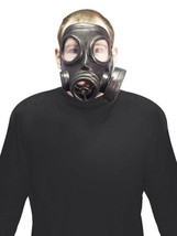 Gas Mask, 1940'S Wartime Fancy Dress, Halloween, One Size, Unisex - $8.05