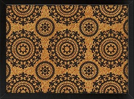 Wall Pops HB2163 Phoenix Printed Cork Board (Black) - $48.41