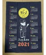 Buddy LEE 2021 Denim Promo Calendar Japan RARE - $126.72
