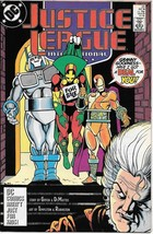 Justice League International Comic Book #20 DC Comics 1988 NEAR MINT UNREAD - $3.99
