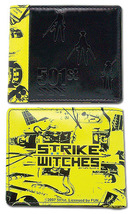Strike Witches Silouettes Wallet GE2467 *NEW* - $19.99