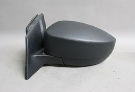 15 16 17 18 Ford Focus Left Driver Side Power Black Textured Door Mirror Oem - $118.79