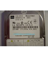 3.2GB 2.5IN 12.7MM IDE Drive Toshiba MK3205MAV HDD2912 Tested Good Free ... - $48.95