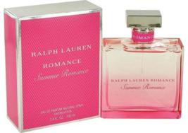 Ralph Lauren Romance Summer Perfume 3.4 Oz Eau De Parfum Spray image 1
