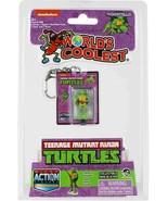 World's Smallest TMNT Teenage Mutant Ninja Turtles Micro Figures: Donatello - $11.88