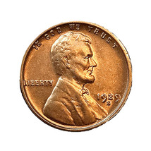 1929 S Lincoln Wheat Cents - Choice BU / MS / UNC - $35.45