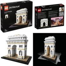 LEGO - 21036 - Lego Architecture - Jeu de Construction - L'Arc de Triomphe  - $45.73