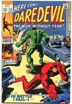 Daredevil #50 1969-MARVEL COMICS-GENE COLAN- VG/FN - $31.53