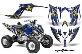 ATV Graphics Kit Decal Sticker Wrap For Yamaha Raptor 700R 2013-2018 MLTDWN Y U - $168.25