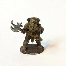 Vintage Ral Partha 10-414F K'Kanthlatl Thulussun Warlord Chaos Wars Miniature - $14.50
