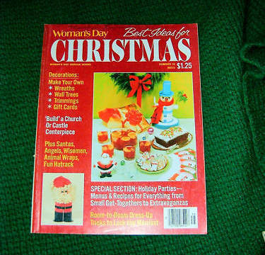 Womans Day Best Ideas For Christmas Crafts & Recipes Bonanza