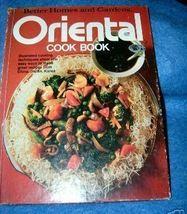 Better Homes & Gardens Oriental Cook Book - $3.00