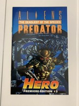 Aliens Predator Hero Premiere #3 Ashcan mini comic (NM+) - $4.70