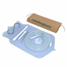 IS IndoSurgicals Silicone Enema Kit (2 L) - $51.24