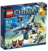 LEGO 70003 - Legends of Chima Eris' Eagle Interceptor - New Building Set - $39.87