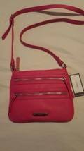 Nine West Crossbody Purse Fushia  - $28.01