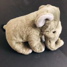 "Wild Republic Asian Elephant Plush 8"" Gray Soft Stuffed Animal Toy - $4.85"