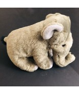 "Wild Republic Asian Elephant Plush 8"" Gray Soft Stuffed Animal Toy - £3.70 GBP"