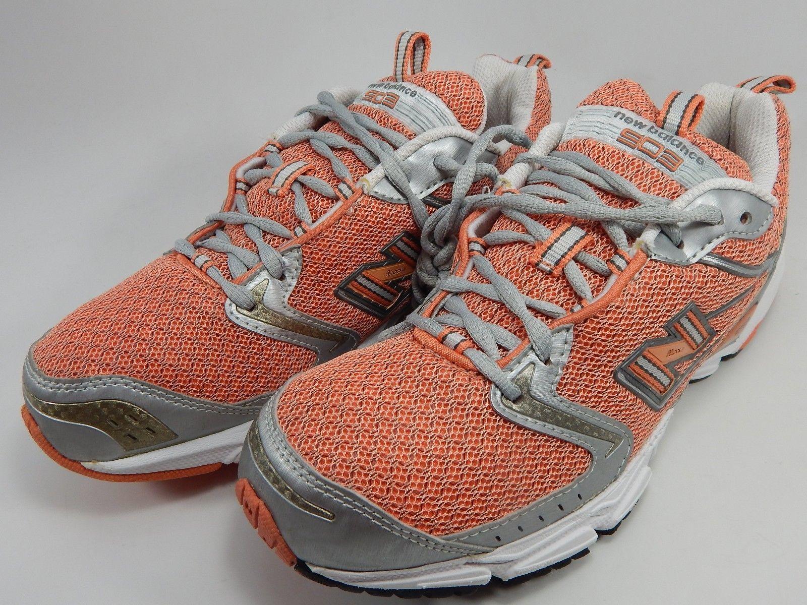 New Balance 903 Women's Running Shoes Size US 9.5 M (B) EU 41 Pink WR903LW