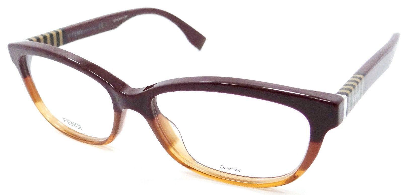 63378a7c7a0 Fendi Rx Eyeglasses Frames FF 0015 H95 and 50 similar items