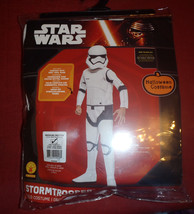Halloween Star Wars Stormtrooper Child Costume Rubies Size Medium 8-10 D... - $25.73