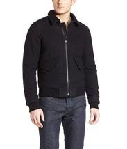 G-Star Raw Men's Atlas Wool Bomber Jacket, Black Size XXL BNWT $395 - $149.75