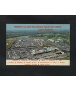 Vintage Postcard 1970s Reedmans Auto Center Langhorne PA Aerial Air View - $4.99