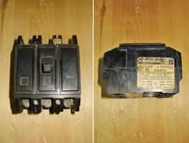 Westinghouse Hqc3030 30 Amp 3 Pole Quicklag 'Type C' Circuit Breaker ~ Rare! - $99.99