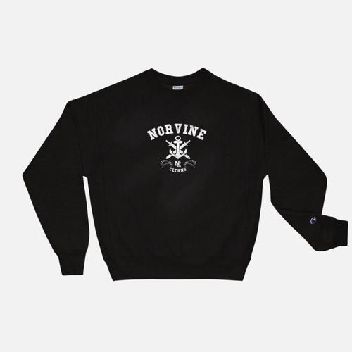 """Anchor"" Norvine X Champion Sweatshirt"