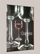 12 Daniela Saxony Fine Crystal Stemware From Germany. - $20.00+