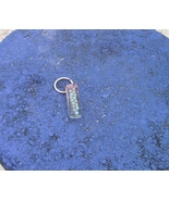 Orgone Energy Keychain with Turquoise - $9.95