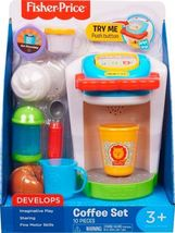 Fisher-Price - Coffee Maker Play Set image 7