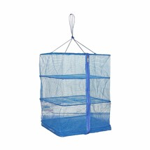 3 Tray Hanging Drying Net, Food Dehydrator - Natural Way to Dry Food as ... - £26.68 GBP
