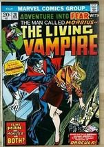 FEAR #20 Morbius the Living Vampire (1974) Marvel Comics 1st Morbius iss... - $39.59