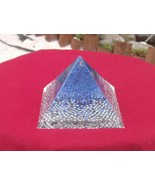 "Orgone Energy Pyramid ""Blue"" - $37.96"