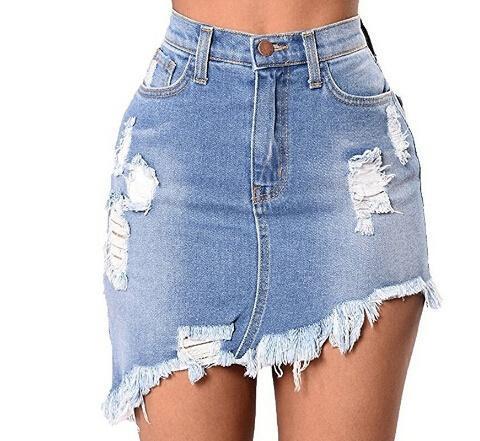 dc49c7df4eb7 2018 New Arrival Summer Shorts Women Demin Mini Skirts Women Skirts ...