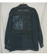 Phat Farm Denim Jacket-XL 18-20  - $18.50