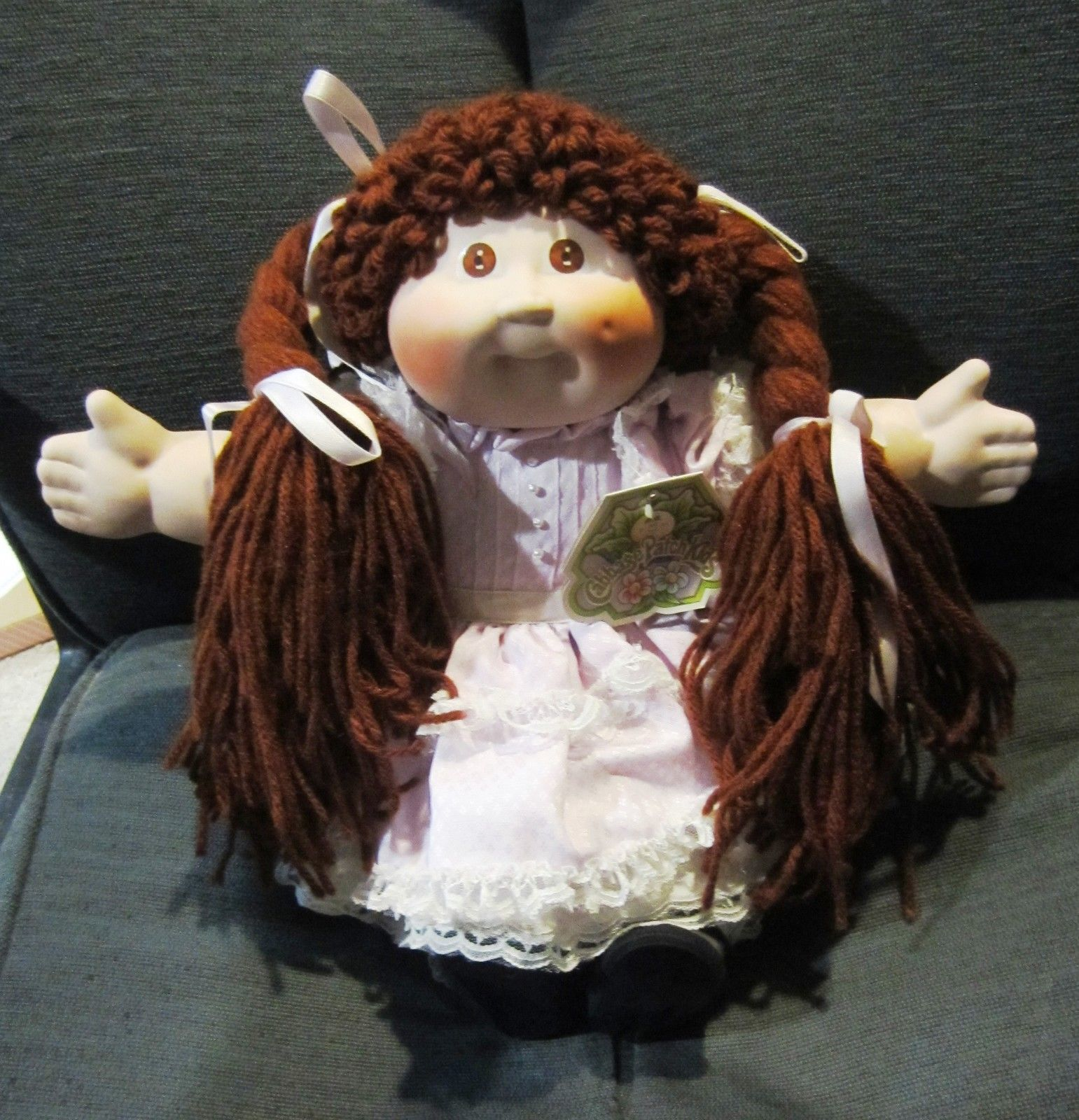 Vintage Limited Edition Porcelain Cabbage Patch Kids doll - COA - Box