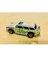 Vintage Hot Wheels -blk tire Alive '55 Chrome  Ex C-8 - $11.87